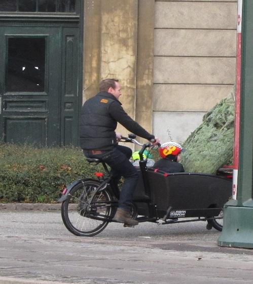 Fahrradpolitik Kopenhagen 2