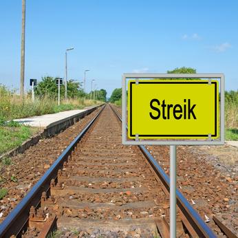 Dbahn Streik