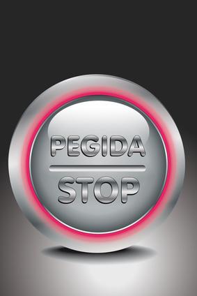 Pegida stop