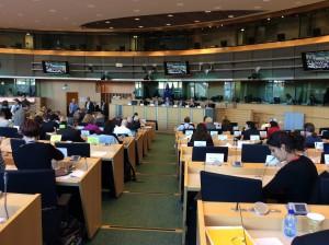 Verkehrsausschuss EP