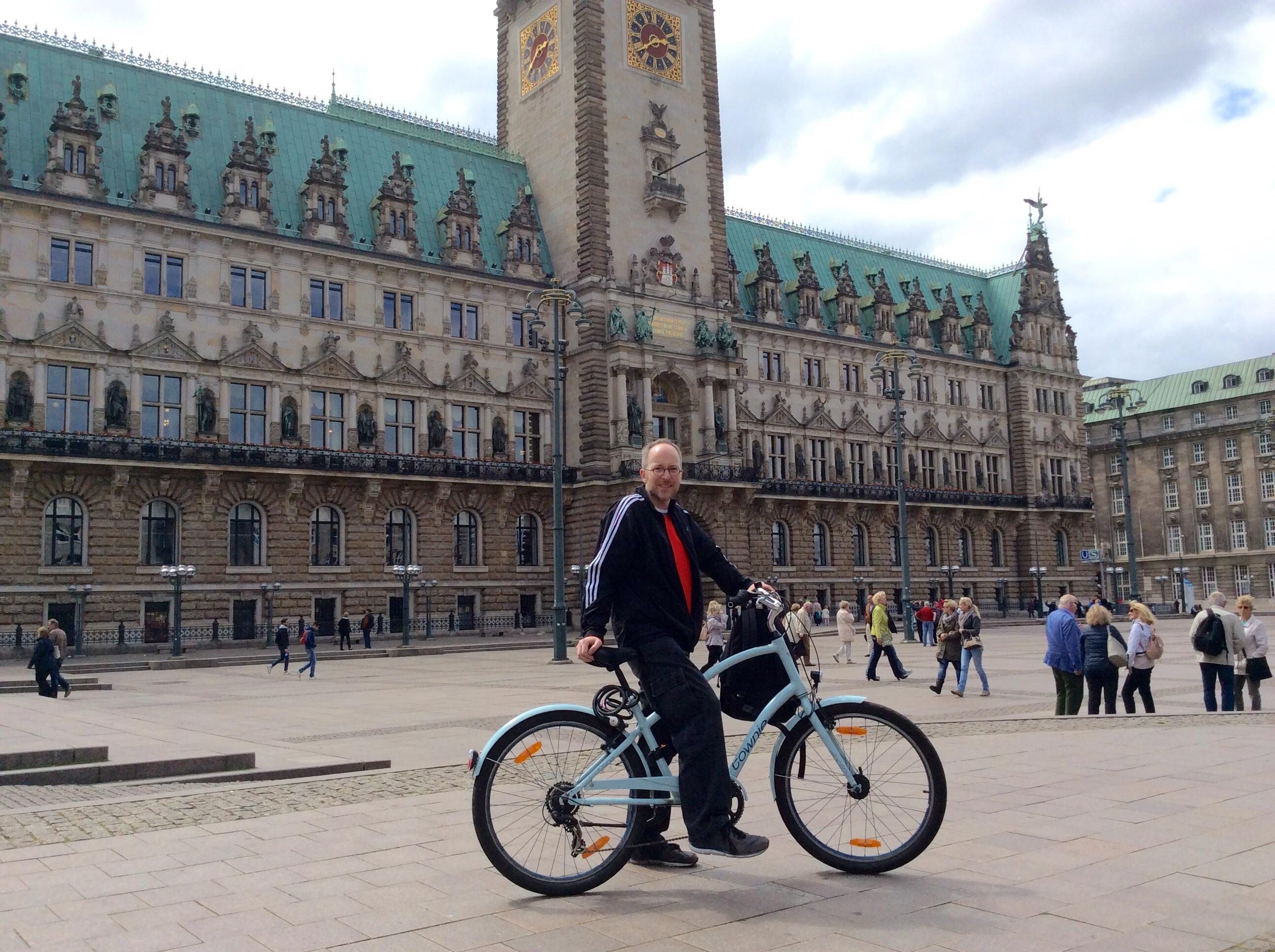 Hamburg Fahrrad