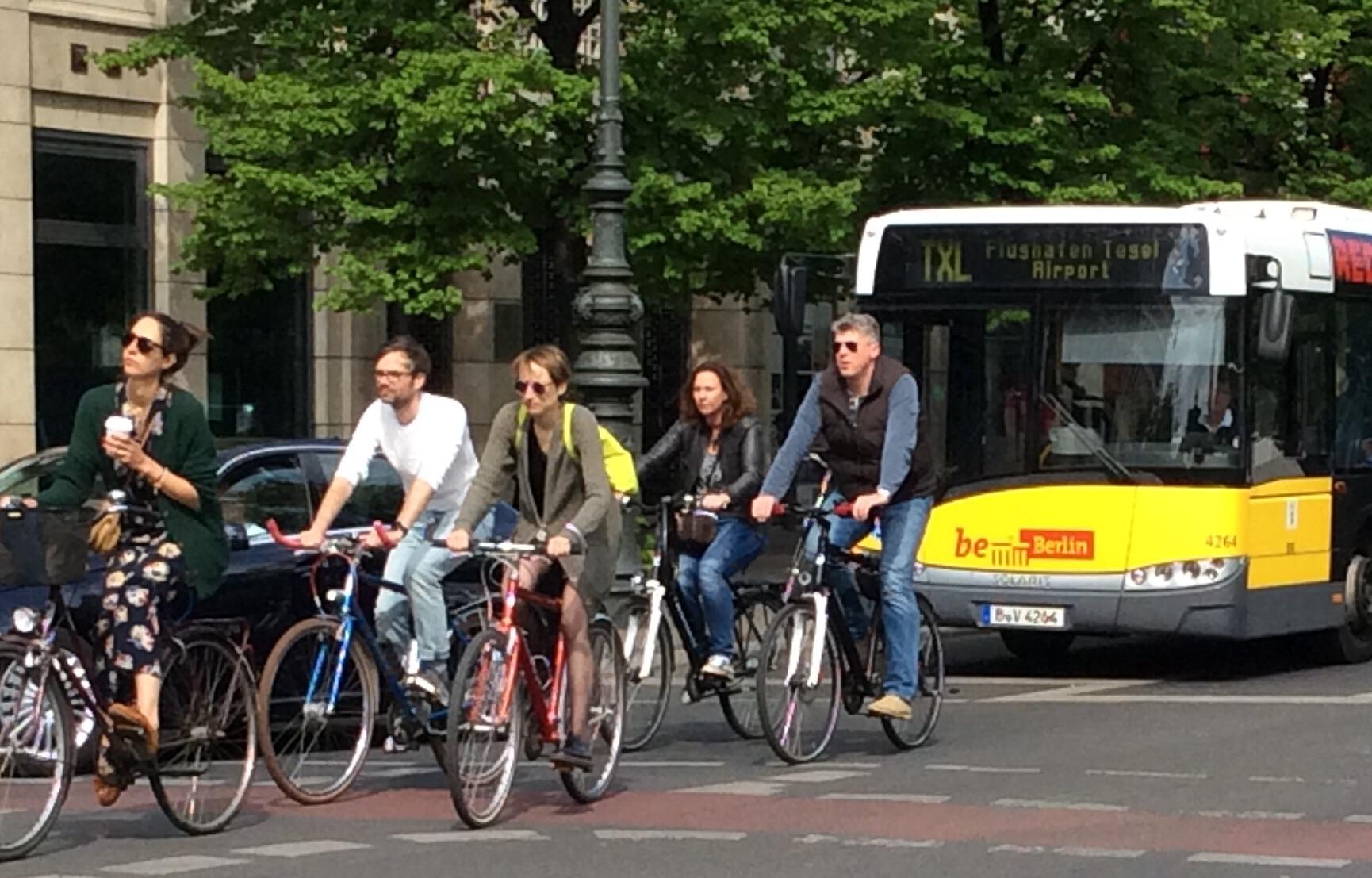 Rad im Straßenverkehr 2
