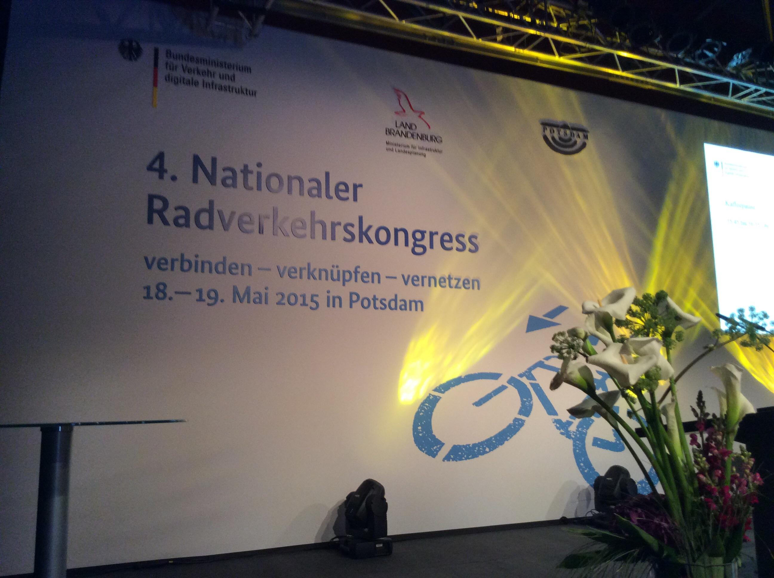 Radkongress (Jakob schreibt Beitrag)