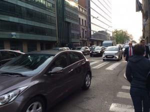 Verkehr Brüssel 3