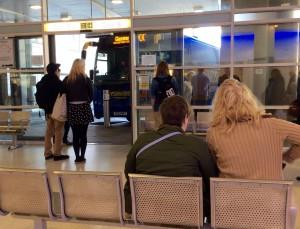 Fernbusbahnhof Edinburgh