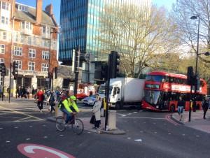 London Verkehrsmix