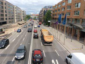 Stuttgart Willy-Brandt-Straße Ri. Neckartor