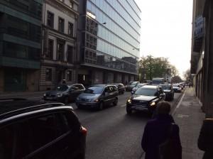 Verkehr Brüssel 1