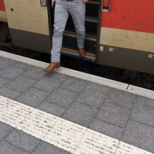 Brenzbahn Bahnhof Aalen