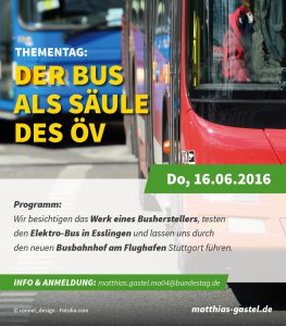 Thementag Busse