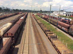 Güterzug 8