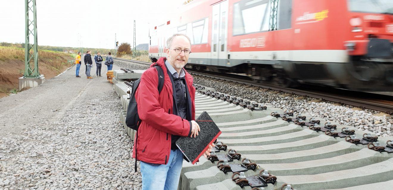 Foto Ammertalbahn 2