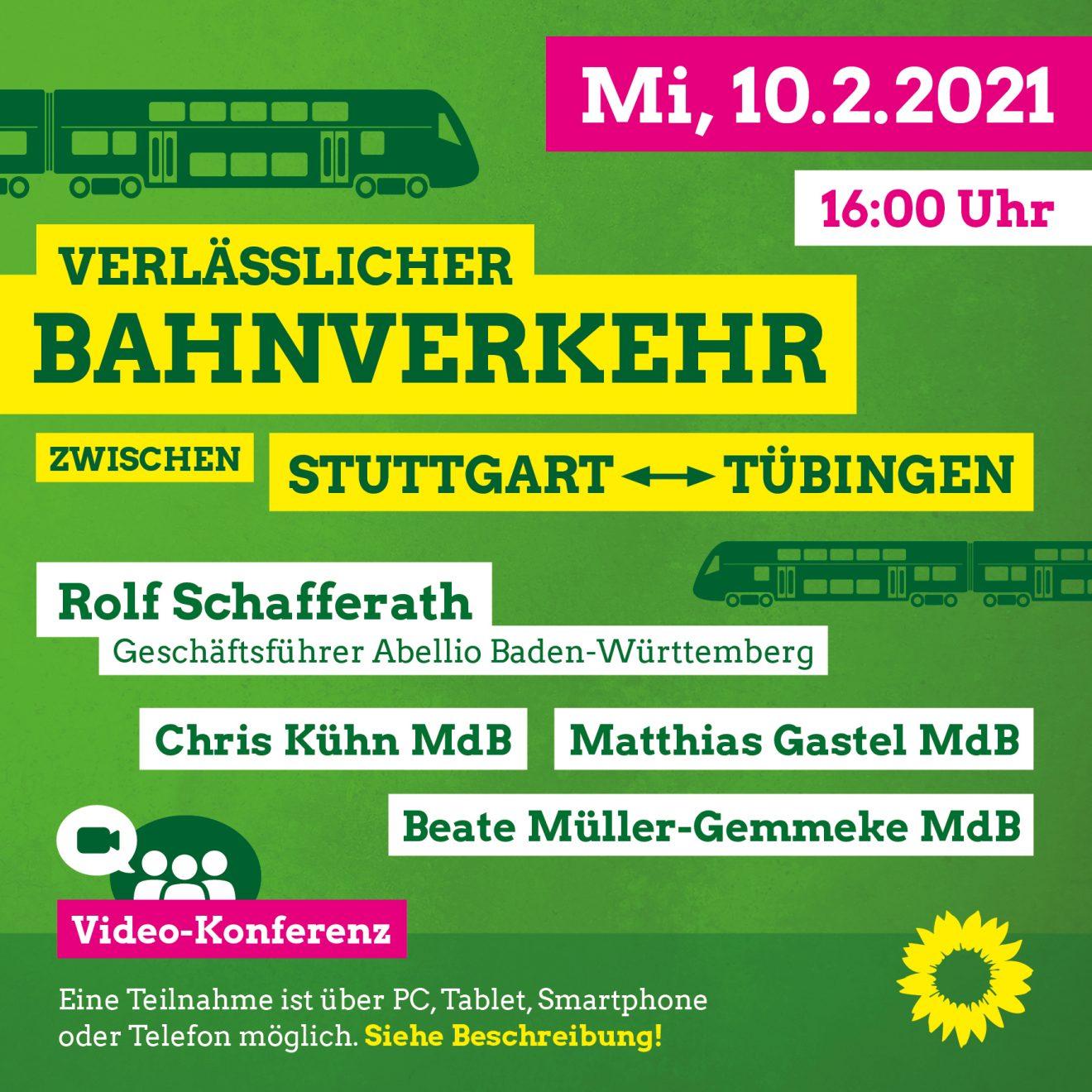 Sharepic Bahn TÜ-S 10.02.