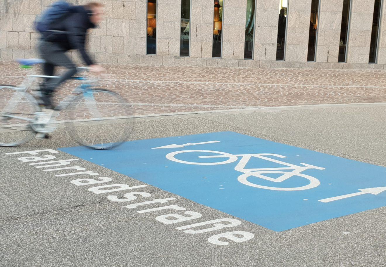 Fahrradstraße 2
