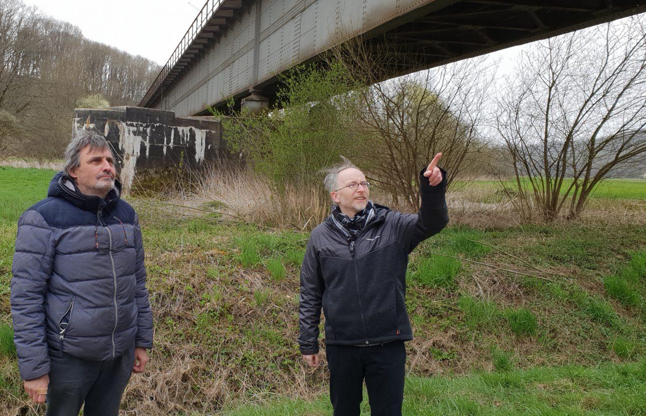 Foto Jagsttalbrücke 1