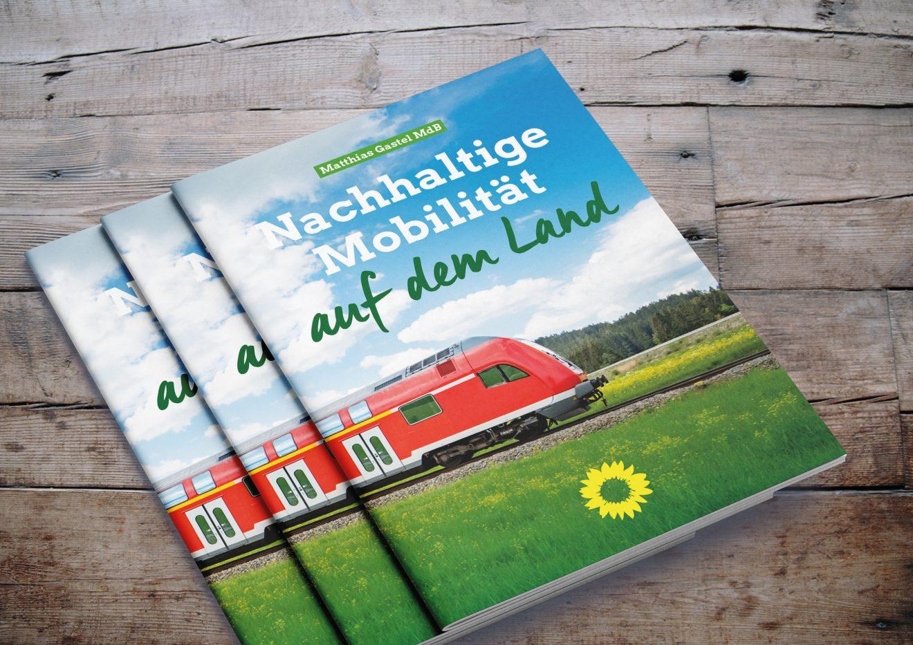 Titel Broschüre ländliche Mobilität